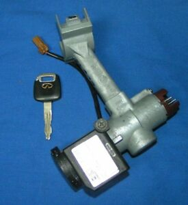 2003 04 Infiniti G35 Coupe Sedan Ignition With Key Immobilizer Auto Trans