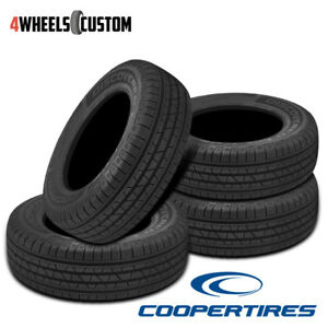 4 X New Cooper Discoverer Srx 275 55 20 117h Traction And Performance Tire