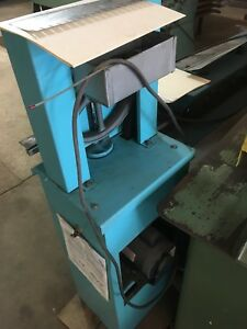 Ruoff Sheet Metal Notcher Trl2 1 6343
