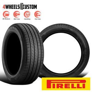 2 X New Pirelli Cinturato P7 A S 205 55 16 91h Touring Performance Tire