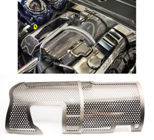 Engine Plenum Perforated Dress Up Kit For 2011 2019 Srt8 6 4 392 Engines