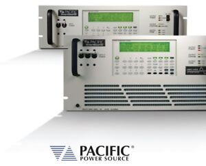 Pacific Power 320 asx 3 phase Output Card Electronic Diagram