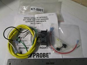 Amprobe Kt 5001 Refrigerant Recovery Tank Overfill Protection Module