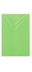 5 000 Wholesale 9 25 High Density Lime Plastic Merchandise Shopping Bags