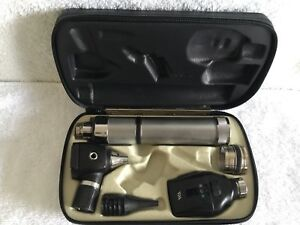 Welch Allyn Diagnostic Set Ophthalmoscope 11720 Otoscope 25200