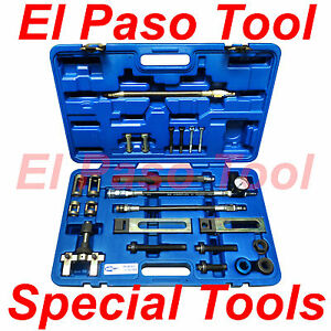 Bmw Mercedes Valve Spring Remover And Installer On Car Special Tool Kit