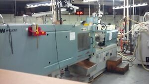 2000 Welltec 181 ton Plastic Injection Molding Machine 2