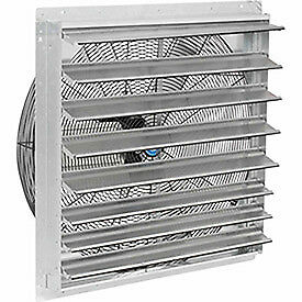 30 Exhaust Ventilation Fan With Shutter 2 speed Lot Of 1