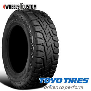 1 X New Toyo Open Country R T 37 12 5 20 126q All Terrain Tire