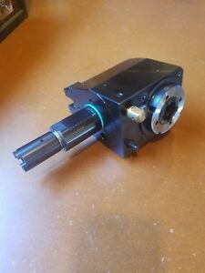 Eppinger Er32 Cnc Lathe Radial Live Tool Holder Mount 1 1 Drive Haas And More