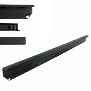 For 2005 2015 Toyota Tacoma Tailgate Molding Protector Spoiler Cover Top Cap