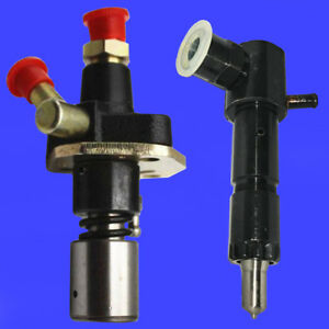 Yanmar Mechanical Fuel Pump Right Port Injector For L75ae 714550 51700 Diesel