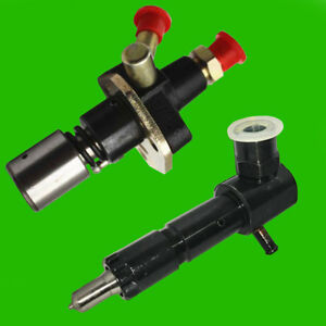 Mechanical Diesel Fuel Pump Right Port Injector For Buffalo Eastern Tool Koop
