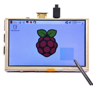 5 Inch Lcd Touch Screen Panel Module Hdmi 800 480 For Raspberry Pi 3 a b 2b