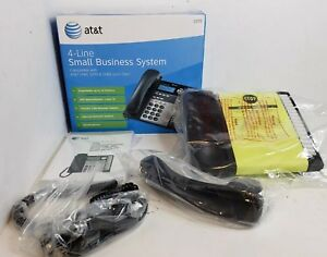 At t 1070 Small Business Phone System 4 line New Compatible W 1040 1080 1070