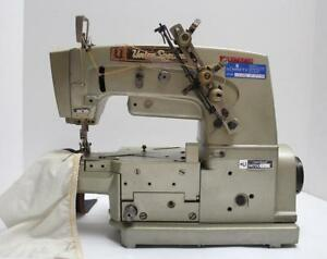 Union Special 34700 Kf Coverstitch 2 needle 1 4 Gauge Industrial Sewing Machine