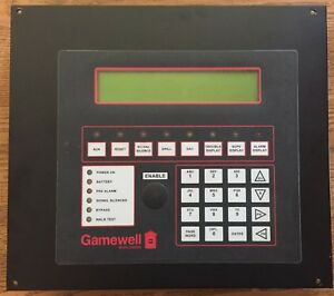 Gamewell If 610 Fire Alarm Annunciator Board Only