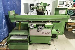 Jung Profiltechnik Jf520ms Surface Grinder With Accessories