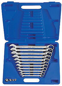 Calvan Alstart A13102sr 15 Pc Sae Combination Speed Wrench Set
