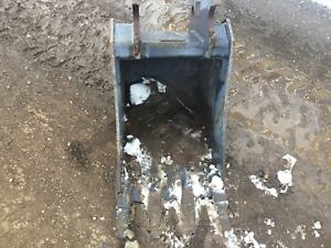 Kubota 18 U45 Kx161 Quick Attach Mini Excavator Bucket
