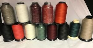 92 Bonded Thread For Marine Upholstery Leather 4oz