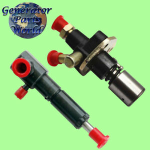 Yanmar Fuel Pump Left Port Injector For L70ae 714870 51700 Diesel Generator
