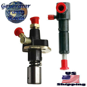 Yanmar Mechanical Fuel Pump Left Port Injector For L70v 714210 51100 Diesel