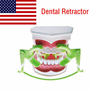 us dental Oral Dry Field System Nola Retractor Orthodontic Lip Cheek Retractor