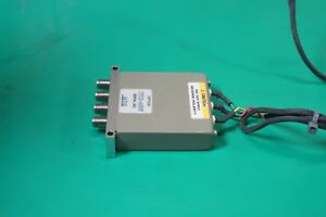 Hp 33312 60005 Rf Coaxial Switch freeship