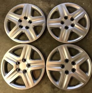 New Chevy Impala Monte Carlo 16 Hubcap Wheelcover Replacement Set Of 4
