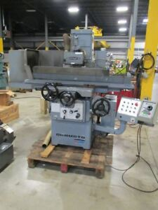Okamoto Model 8 20n 3 axis Automatic Surface Grinder 8 X 20