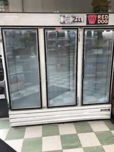 Beverage Air Commercial Refrigerator freezer