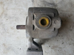 Hydraulic Pump Gear New Parker Commercial Muncie Eaton