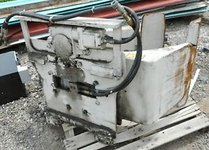 Used Cascade Rotator Clamp For Paper Rolls For Forklift