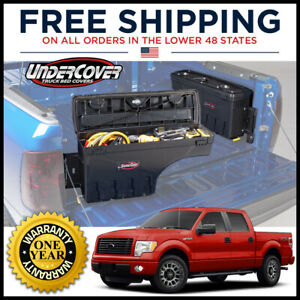 Undercover Swing Case Passenger Side Truck Bed Storage Sc201p 05 14 Ford F 150