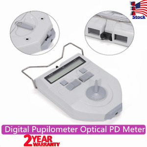 Digital Pupilometer Optical Pd Meter Focusing Distance Adjustable Ophthalmic