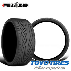 2 X New Toyo Proxes T1r 195 45 15 78v Ultra high Performance Summer Tire