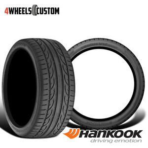 2 X New Hankook Ventus V12 Evo2 K120 245 45 17 99y Performance Summer Tire