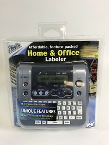Brother Pt 1280 P touch Home Office Labeler Label Maker Printer Tz Tape New