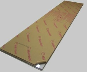 Polycarbonate Sheet Clear 1 2 472 Thick X 12 X 48