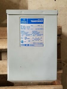 General Electric Dry Type Transformer 9t51b13