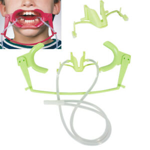 Green Dental Retractor Oral Dry Field System Lip Cheek Retractor Orthodontic