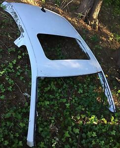 11 12 13 14 15 Vw Jetta Mk6 Roof Top Cut Assembly White With Sun Roof Oem Frame
