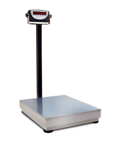 Bench Scale Package Carbon Steel Platform With 120 Indicator Ntep