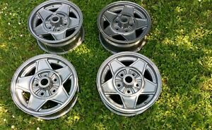 Rare Cromodora Cd38 Light Weight Magnesium Alloy Wheels Bmw E12 E3 E9 2500 2800