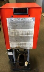 Gates 707 Hydraulic Hose Crimper W o Electric Pump Crimps All Brands No Dies