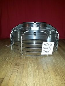 Hobart Mixer 40 Qt Bowl Guard Safety Cage D 330 D 340 Oem