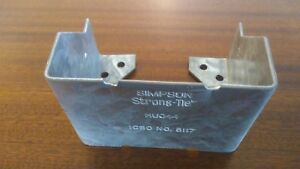 Lot Of 12 Simpson Strong Tie Huc44 Concealed Face Mount Joist Hanger