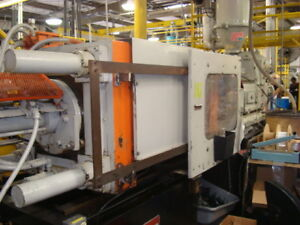 1970 Van Dorn 200 ton Plastic Injection Molding Machine