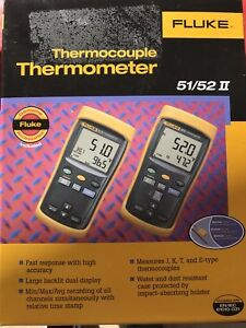 Fluke Fluke 522 Digital Thermometer